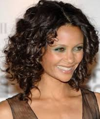 short layered haircuts for naturally curly hair cute curly hairstyle for medium length hair medium curly