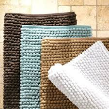 Designer Bathroom Rugs And Mats Bathroom Unique Bath Mats For Your Design Ideas With 2