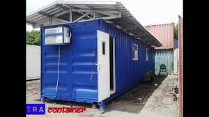 awesome house made from shipping container surabaya indonesia