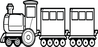 coloring page train car train car coloring pages train color pages simple train do you love