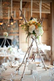 tree branches for centerpieces find inspiration in nature for your wedding centerpieces 40