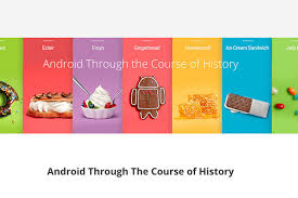 android history a detailed history of android from 2003 to today cio