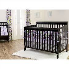 Hton Convertible Crib On Me Ashton Convertible 5 In 1 Crib Choose Your Finish