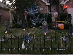 Scary Halloween House Decorations Halloween Haunted House Decorations Pictures Photography