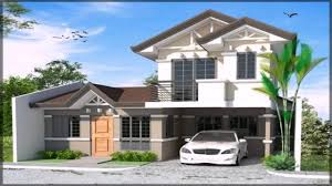 narrow house design philippines youtube