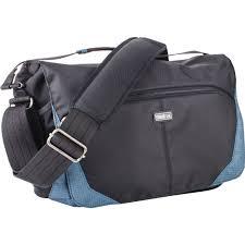 think tank photo citywalker 30 messenger bag blue slate 690