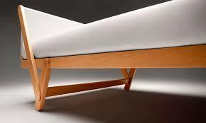 bed contemporary wooden tolò noctis