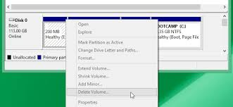 cannot format gpt drive how to remove an efi system partition or gpt protective partition