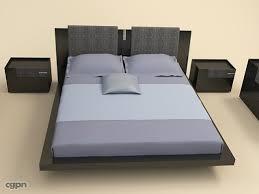diamond bedroom set 3d model cgstudio