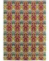 9x12 Area Rug Shopping Deals On 9x12 Knotted Wool Ikat Area