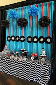 Rock And Roll Party Decorations Rock Star Party Vip Entry Banner Www Paperjewelsdesigns Com