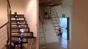 scale retrattili per soffitte scala retrattile elettrica