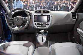 kia soul interior 2017 the first kia electric car hits the states techdrive
