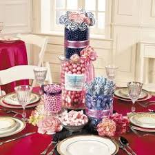 Pink Wedding Candy Buffet by Sweet U0026 Sparkly Wedding Candy Buffet Pink And Navy Pink Candy