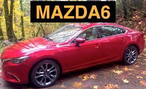 Mazda 6 Rating 2016 Mazda Mazda6 Grand Touring Review U0026 Test Drive Youtube