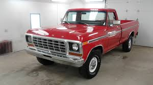 Old Ford Truck Paint Colors - 1978 ford f 150 4x4 maxlider brothers customs