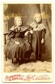 vintage clip art old photo sisters halloween the graphics