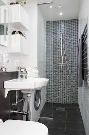 laundry in bathroom ideas 33 small grey bathroom tiles ideas and pictures