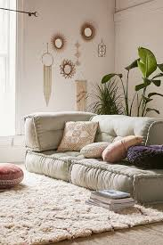 floor decor and more gorgeous boho style lounge room i the floor cushion the