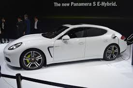 2014 porsche panamera s e hybrid 2014 porsche panamera s e hybrid live at 2013 shanghai motor