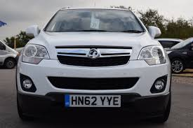 vauxhall antara 2 2 cdti exclusiv 5dr start stop for sale