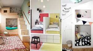 une chambre une chambre pour deux enfants 14 idées de séparations momes