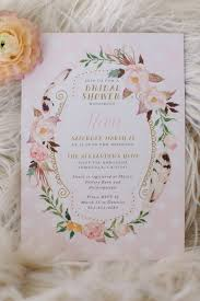 vintage bridal shower invitations vintage chic bridal shower pretty my party