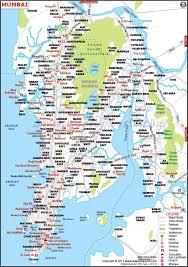 Top Spot Maps Mumbai Tourist Spots Map Mumbai Map Bombay Metropolitan Region