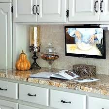 under cabinet dvd player mount kitchen under cabinet tv dvd coryc me
