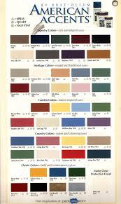 rustoleum car paint colors ideas enamel spray paint color chart