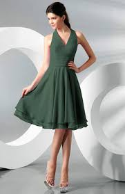 hunter green color cocktail dresses uwdress com