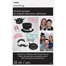 wedding photo booth props wedding photo booth props 10 pieces walmart