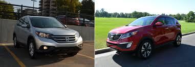 honda cr v vs lexus year end crossover mashup 2012 honda cr v vs 2012 kia sportage