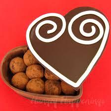 heart shaped chocolate box design valentine u0027s day desserts