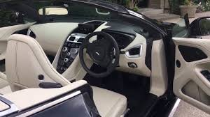 aston martin inside take a look inside the 2018 aston martin vanquish s youtube