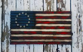 1776 american flag wall chiseled folkway lodge