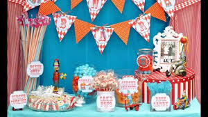 birthday party themes decorations at home for teen youtube