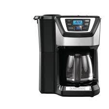 Walmart Coffee Bean Grinder 12 Cup Coffee Maker From Black U0026 Decker At Walmart Canada