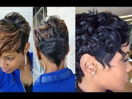 60 great and good short hairstyle for black women 2017 youtube