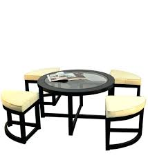 round coffee table with 4 stools round cocktail table with 4 stools news round coffee table with