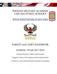 jrotc army uniform guide phoenix military academy