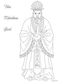 new years chinese coloring pages people ststephenuab com