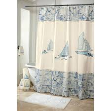 Nautical Bathroom Designs Nautical Bathroom Shower Curtains Bathroom Design And Shower Ideas