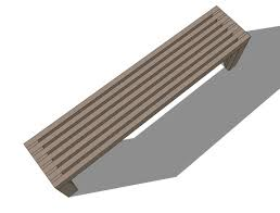 Simple Park Bench Plans Bench Plans For A Wooden Bench Picnic Table Bench Combo Plan