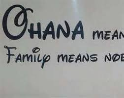 ohana means family quote profile picture quotes