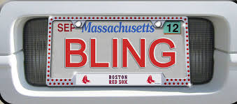 san diego state alumni license plate frame mlb bling license plate frames fremont die consumer products inc