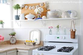 Kitchen Open Shelving Ideas Open Shelving Ideas For The Kitchen Town U0026 Country Living