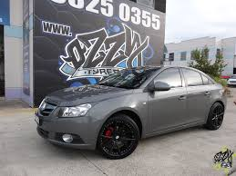 chevy cruze grey holden cruze rims available from ozzy tyres australia
