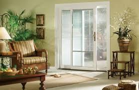 Home Depot Sliding Door Blinds Sliding Glass Doors With Blinds Between Glass At Home Depot U2013 Home