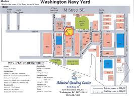 Map Washington Dc Washington Dc Map Navy Yard Maps Of Usa